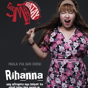 Gugmang Giatay - Rihanna