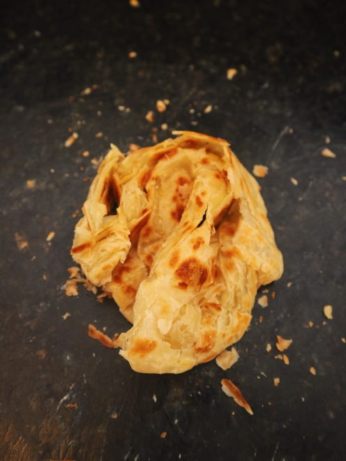 Roti Canai Dough